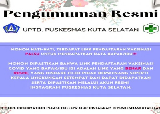 Nusabali.com - beredar-link-pendaftaran-vaksinasi-palsu-di-kutsel
