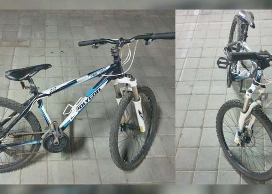 Nusabali.com - residivis-spesialis-sepeda-kembali-dijuk