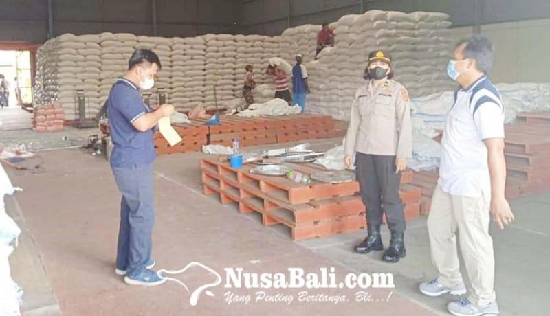 www.nusabali.com-polres-badung-salurkan-bantuan-5-ton-beras