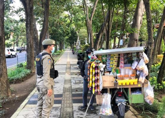 Nusabali.com - ppkm-level-3-penegakan-prokes-digencarkan-di-denpasar