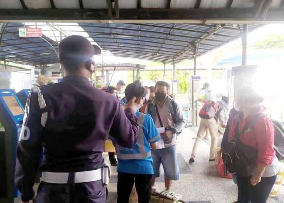 Nusabali.com - ppkm-diperpanjang-penyeberangan-jawa-bali-tetap-dibatasi