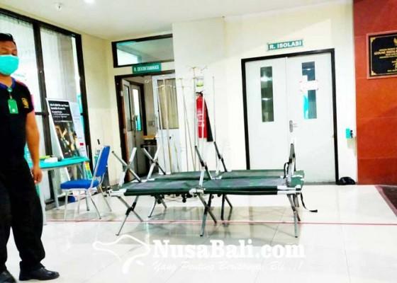 Nusabali.com - rsud-tambah-ruang-isolasi-pasien-covid-19