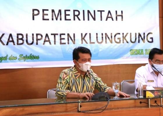Nusabali.com - klungkung-pinjam-dana-pen-rp-114-miliar