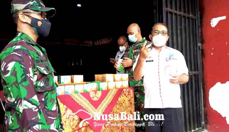 www.nusabali.com-pasien-covid-19-isolasi-mandiri-digelontor-obat-obatan