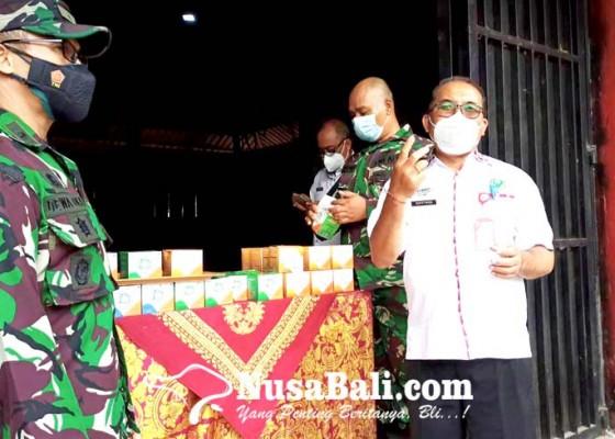 Nusabali.com - pasien-covid-19-isolasi-mandiri-digelontor-obat-obatan