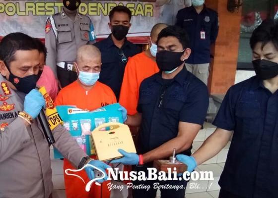 Nusabali.com - pabrik-ekstasi-rumahan-digerebek-polisi