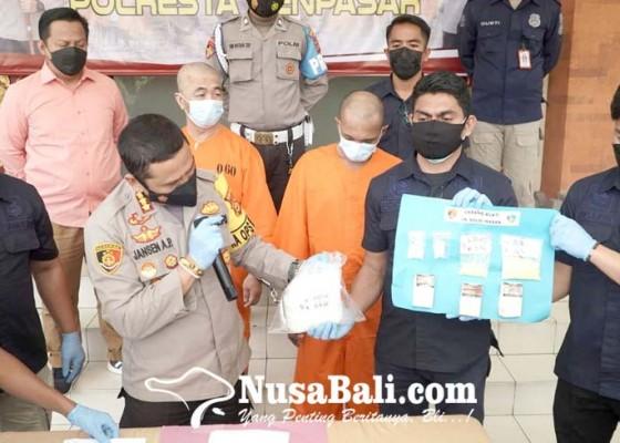 Nusabali.com - bandar-kakap-diringkus-sita-1kg-shabu