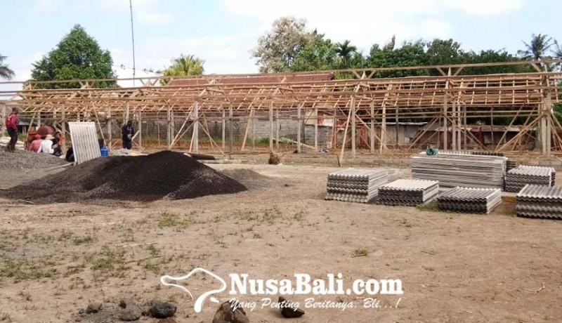 www.nusabali.com-stimulus-pedagang-pasar-blahbatuh-macet