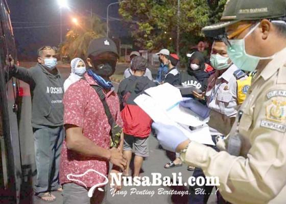 Nusabali.com - perpanjangan-ppkm-padangbai-nihil-pelanggaran