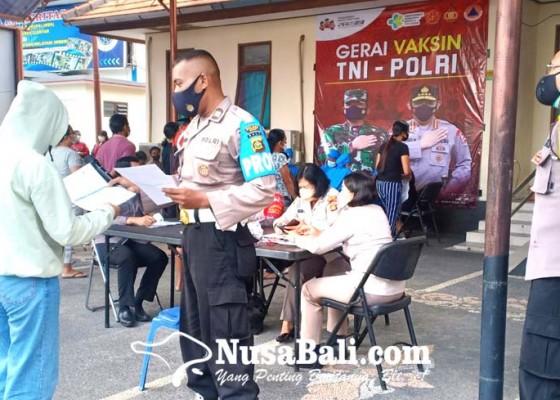 Nusabali.com - polres-kebut-vaksinasi-presisi