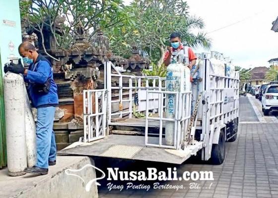 Nusabali.com - pasokan-oksigen-di-rsu-bangli-aman