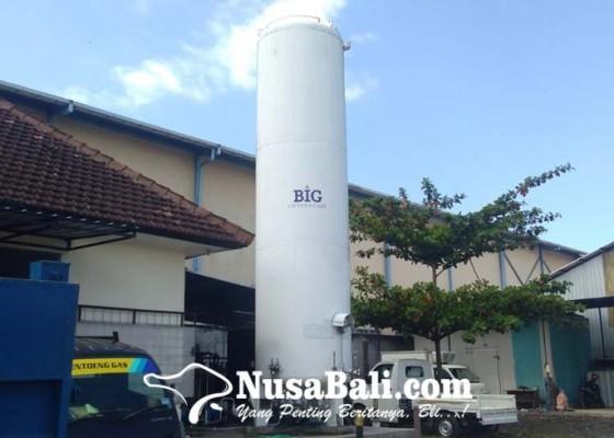 Nusabali.com - distributor-oksigen-di-bali-nyatakan-pasokan-ke-rs-masih-aman-usaha-refill-mengaku-tersendat
