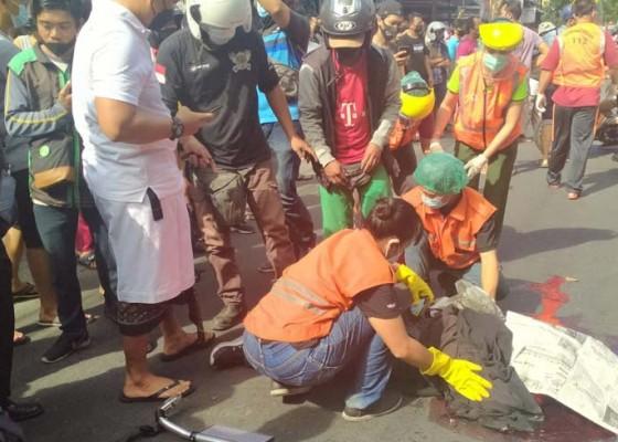 Nusabali.com - motor-kreditan-ditarik-mata-elang-1-orang-tewas