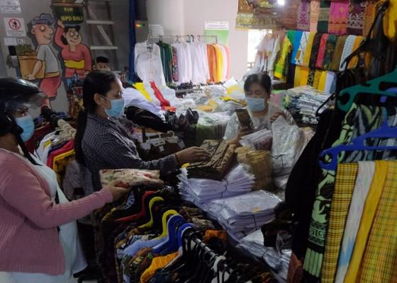 Nusabali.com - ppkm-level-3-mal-dibuka-dengan-kapasitas-maksimal-25-persen