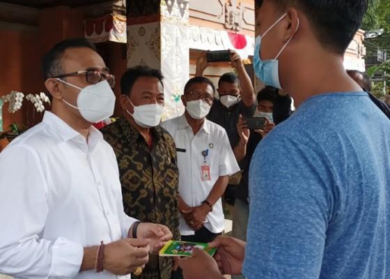 Nusabali.com - blt-apbd-denpasar-sudah-100-persen-masuk-rekening-penerima
