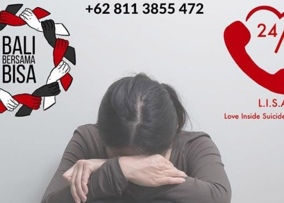 Nusabali.com - konseling-lisa-layani-curhatan-kesehatan-mental-hingga-pencegahan-bunuh-diri