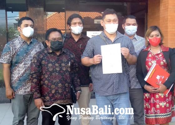 Nusabali.com - pino-bahari-polisikan-ketua-pengprov-pertina