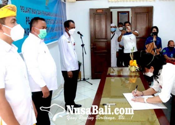 Nusabali.com - bupati-tamba-geser-79-pejabat-eselon-iii-dan-iv