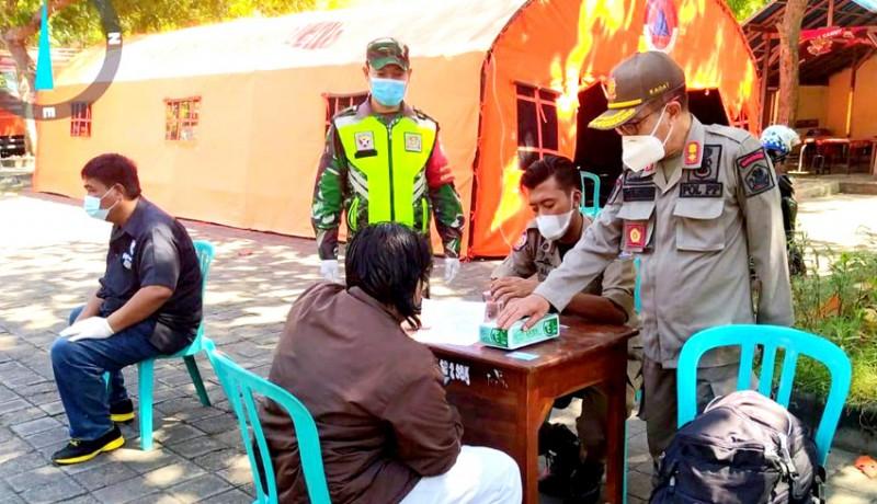 www.nusabali.com-antisipasi-pemalsuan-surat-polisi-ketatkan-pemeriksaan-di-pos-sekat