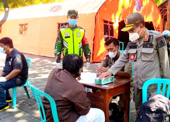 Nusabali.com - antisipasi-pemalsuan-surat-polisi-ketatkan-pemeriksaan-di-pos-sekat