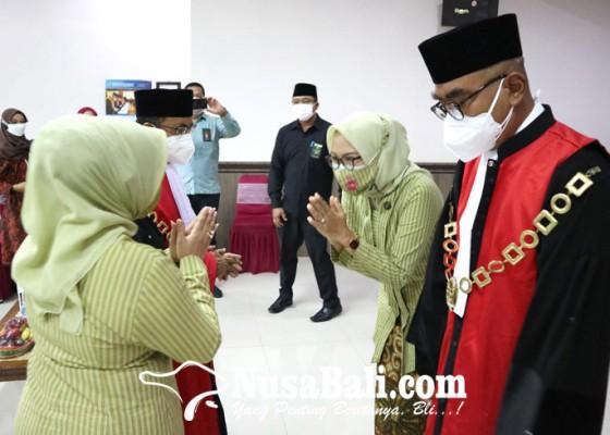 Nusabali.com - wahyu-iman-santoso-dilantik-jadi-ketua-pn-denpasar