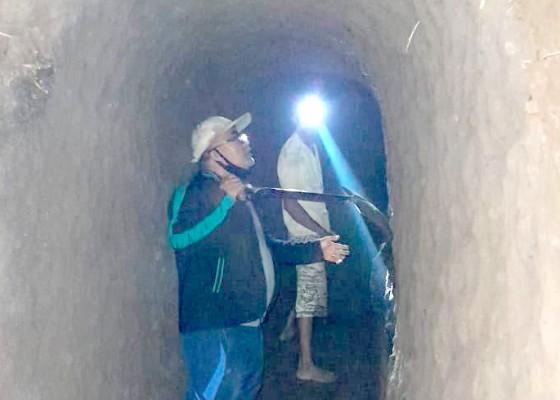 Nusabali.com - dinas-pupr-perkim-buat-terowongan-sepanjang-530-meter