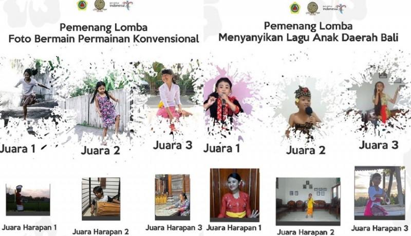 www.nusabali.com-sambut-hari-anak-nasional-45-anak-anak-ikuti-lomba-gianyar-ceria