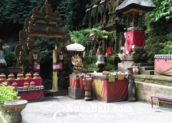 Nusabali.com - pura-taman-pecampuhan-sala-masih-belum-dibuka-untuk-malukat