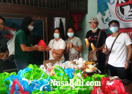 Nusabali.com - kantor-sepi-pedagang-keliling-gelisah