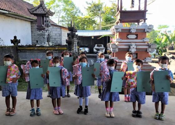 Nusabali.com - pratama-widya-pasraman-rare-semesta-pendidikan-usia-dini-di-kaki-gunung-agung