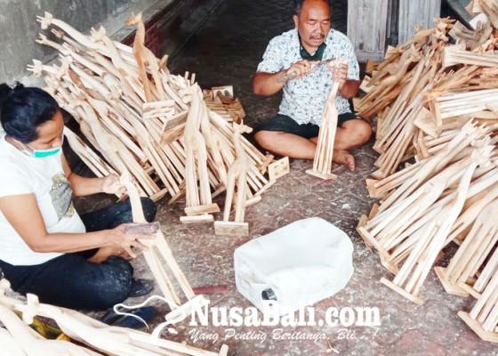Nusabali.com - bisnis-handicraft-bali-terpuruk-karena-pandemi