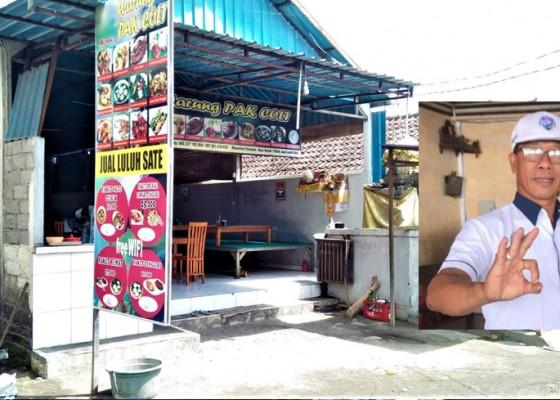 Nusabali.com - dulu-nelayan-kini-jadi-pemilik-kuliner-warung-pak-colt-di-pantai-lebih