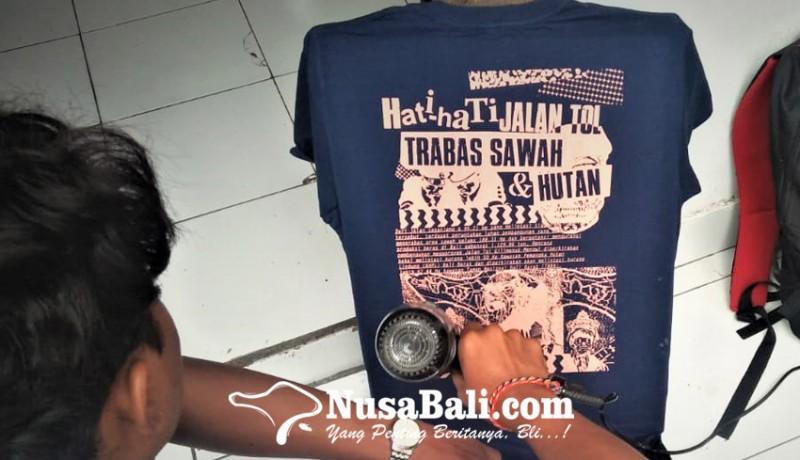 www.nusabali.com-walhi-bali-gelar-workshop-sablon