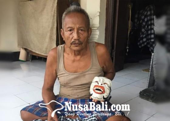 Nusabali.com - maestro-topeng-made-regug-berpulang-di-usia-86