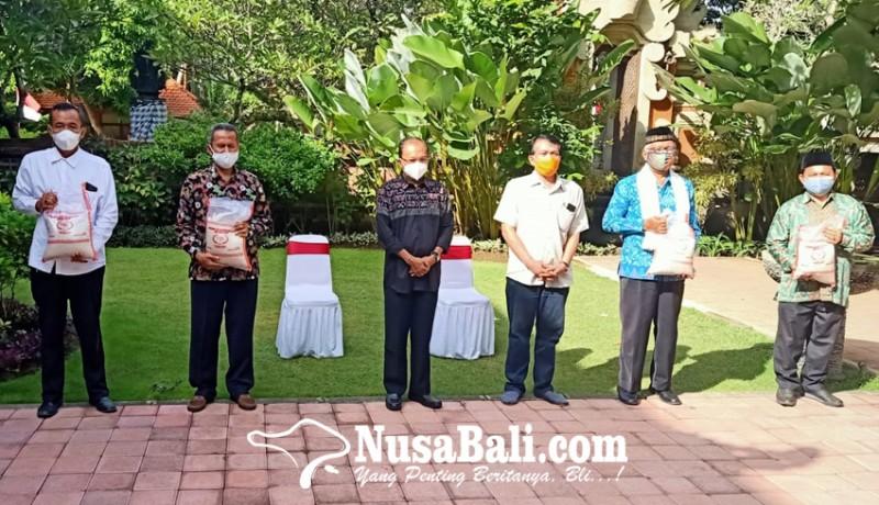 www.nusabali.com-koster-kembali-gelontor-5-ton-beras-dari-asn