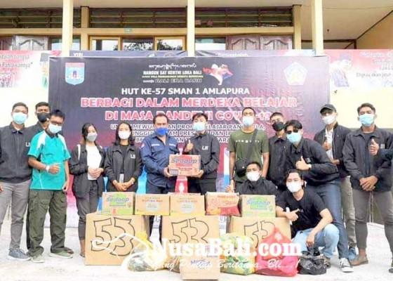 Nusabali.com - satgas-pantau-perayaan-hut-sman-1-amlapura