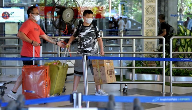 www.nusabali.com-penumpang-di-bandara-ngurah-rai-merosot-81-persen-saat-ppkm
