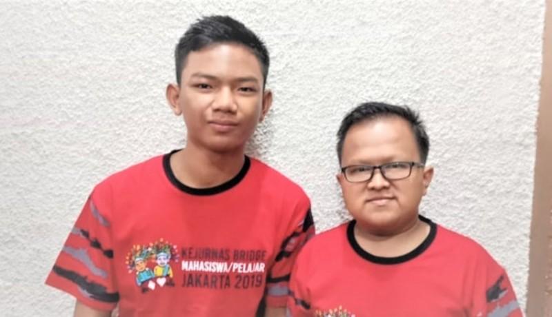 www.nusabali.com-mahasiswa-undiksha-raih-juara-iii-bridge-airlangga-cup