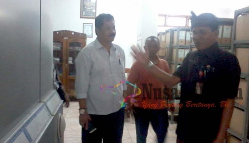 www.nusabali.com-pasca-mutasi-dinas-saling-serobot-kantor