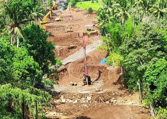 Nusabali.com - pembangunan-shortcut-bajera-antosari-sudah-dimulai