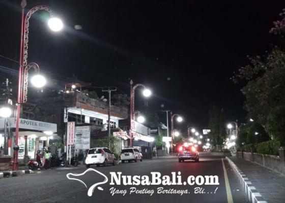 Nusabali.com - pendemi-gianyar-pasang-lpj-penjor-rp-128-m