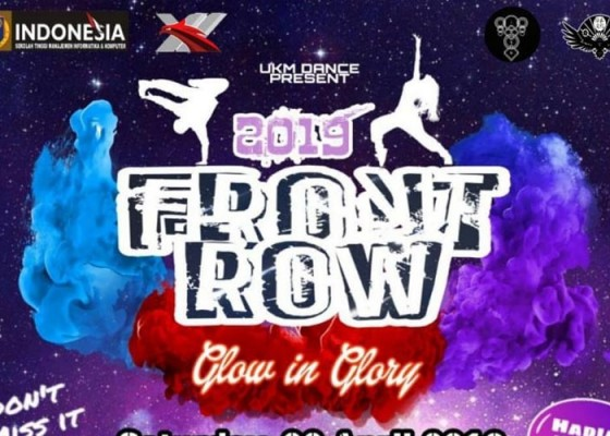 Nusabali.com - frontrow-2019-dance-competition