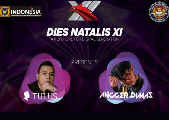 Nusabali.com - dies-natalis-xi-stmik-stikom-indonesia