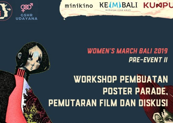 Nusabali.com - womens-march-bali-2019-pre-event-ii