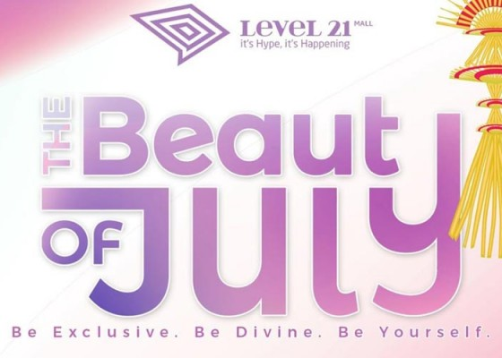 Nusabali.com - the-beauty-of-july-at-level-21-mall