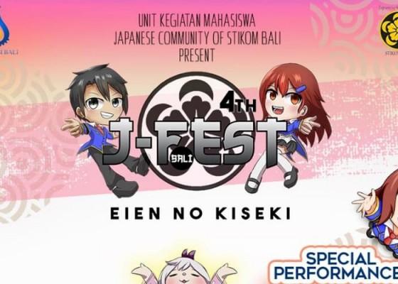 Nusabali.com - j-fest-2019-stikom-bali-eien-no-kiseki