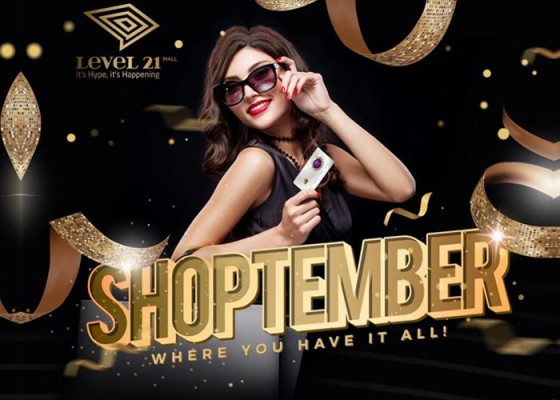 Nusabali.com - shoptember-di-level-21-mall
