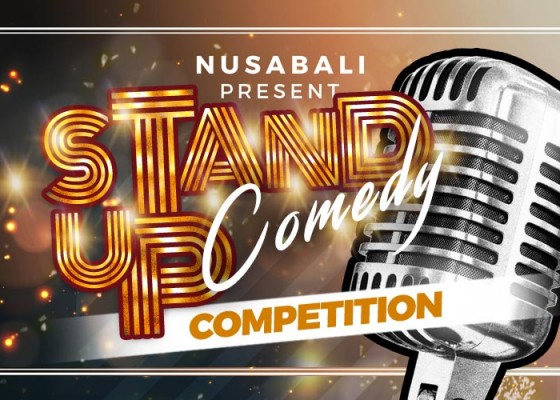 Nusabali.com - nusabali-stand-up-comedy-competition