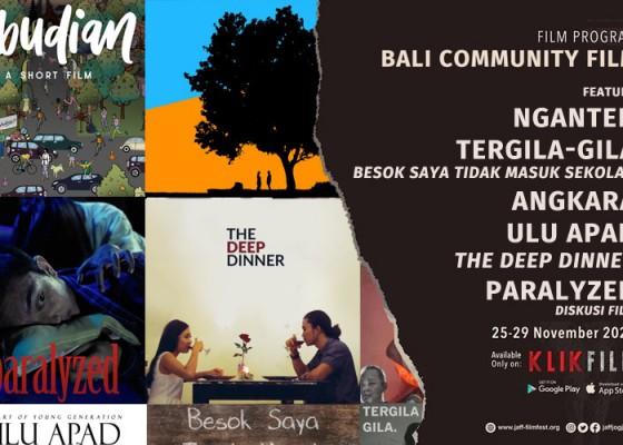 Nusabali.com - bali-community-film-jaff2020-bali