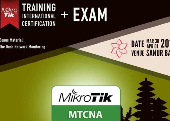 Nusabali.com - international-certification-mikrotik-mtcna-training-exam